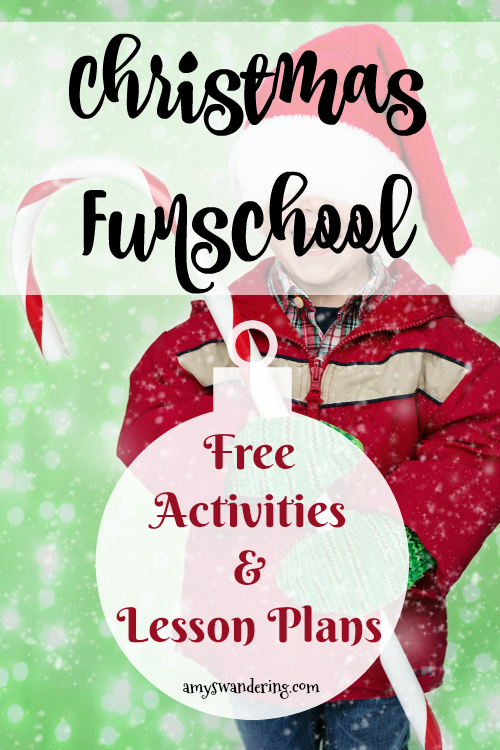 Christmas Funschool: Free activities & lesson plans