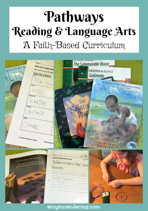 Pathways Reading and Language Arts Curriculum