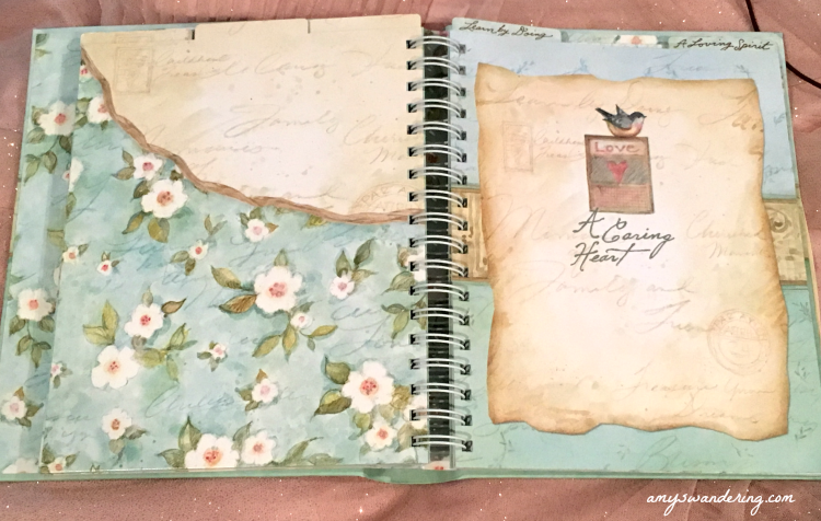 Journal Pockets