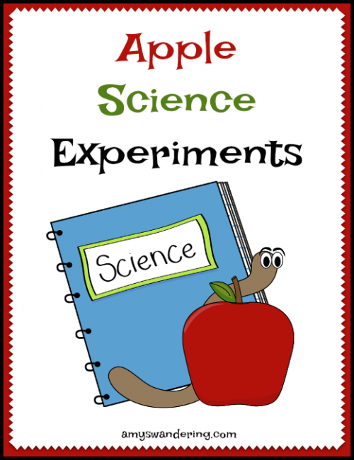 Cool Apple Science Experiments!