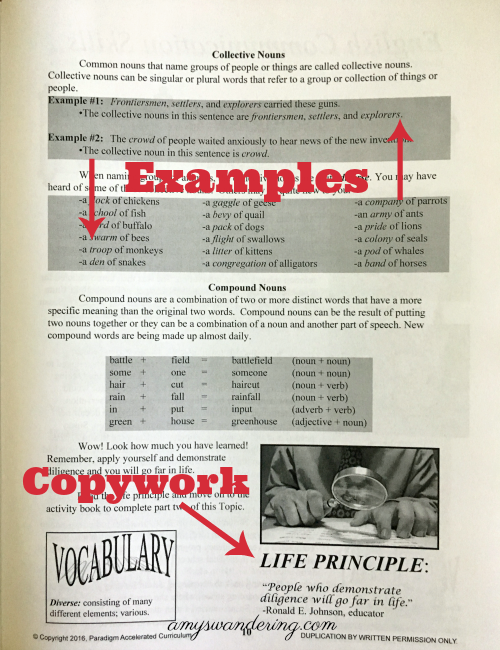 PAC Examples