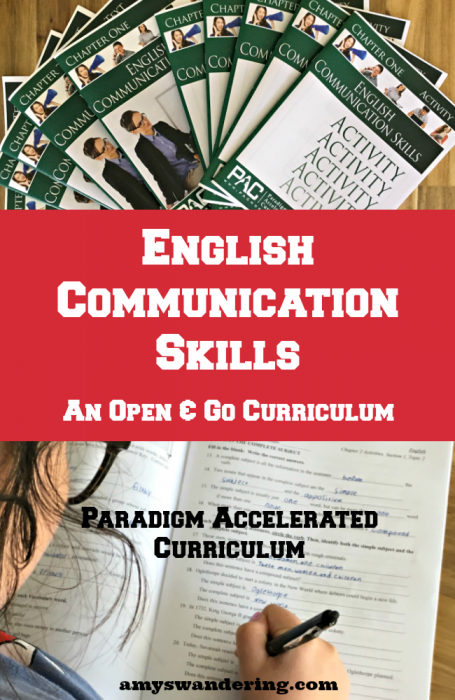 Paradigm English Communication Skills