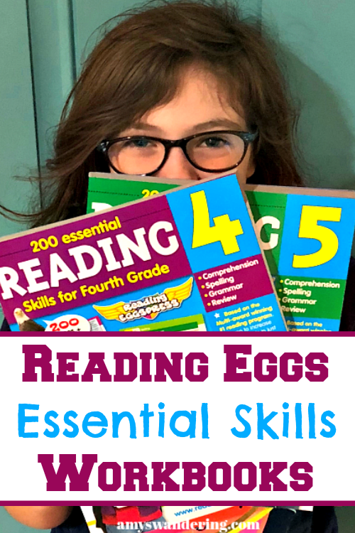 Reading Eggs Essential Skills