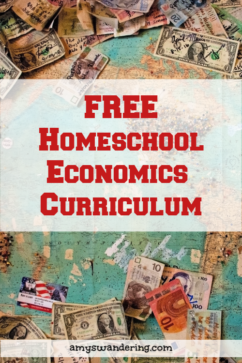 Free Homeschool Economics Curriculum