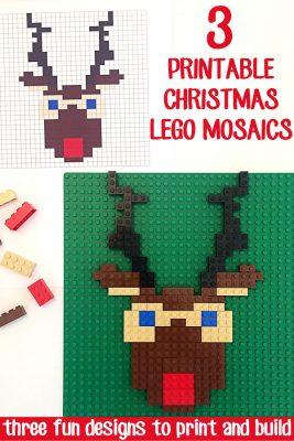 Christmas Mosaics @ Childhood 101